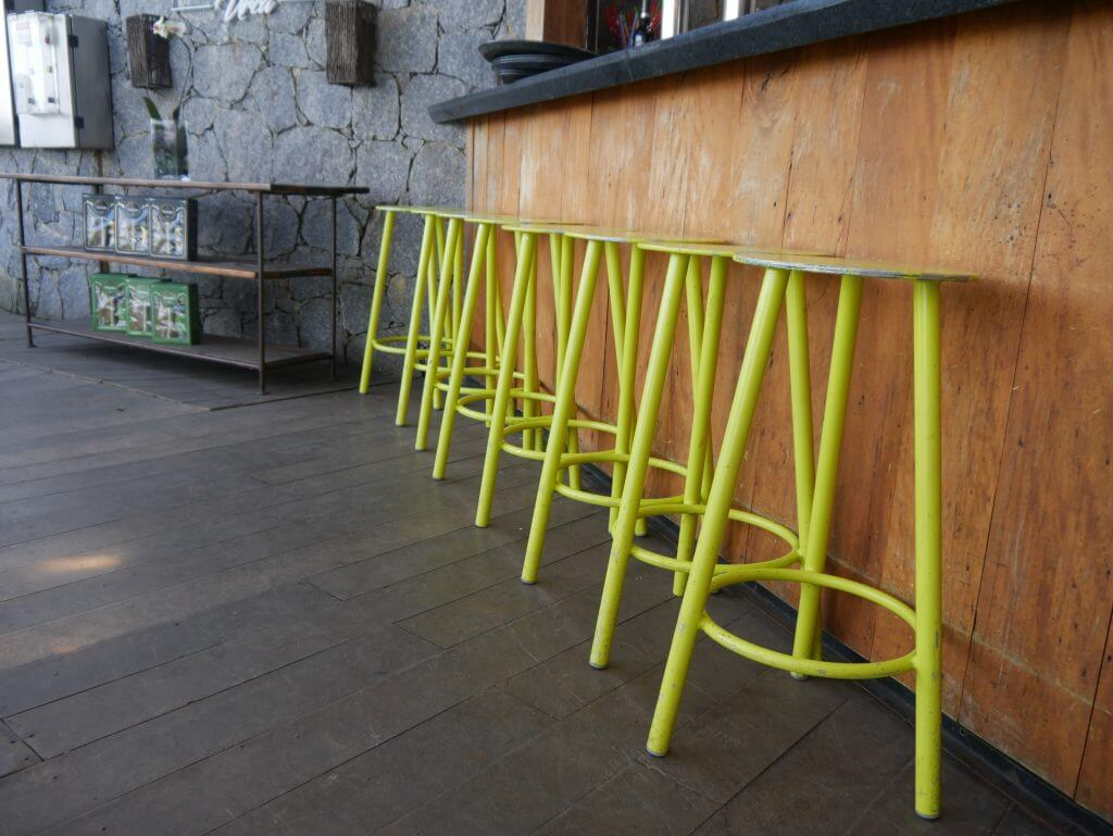 Vintage Stuhl Brasilien