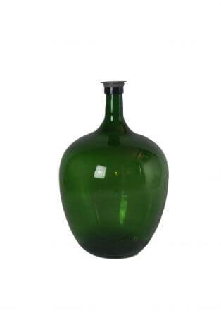 Große Likörflasche