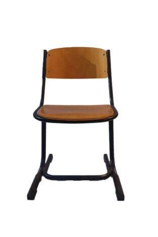 Stuhl im Industrie Stil für Kinder