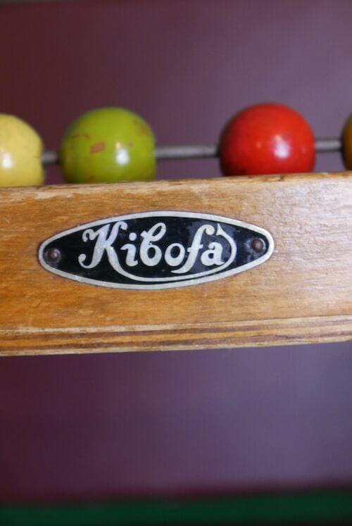 Kibofa Detailansicht