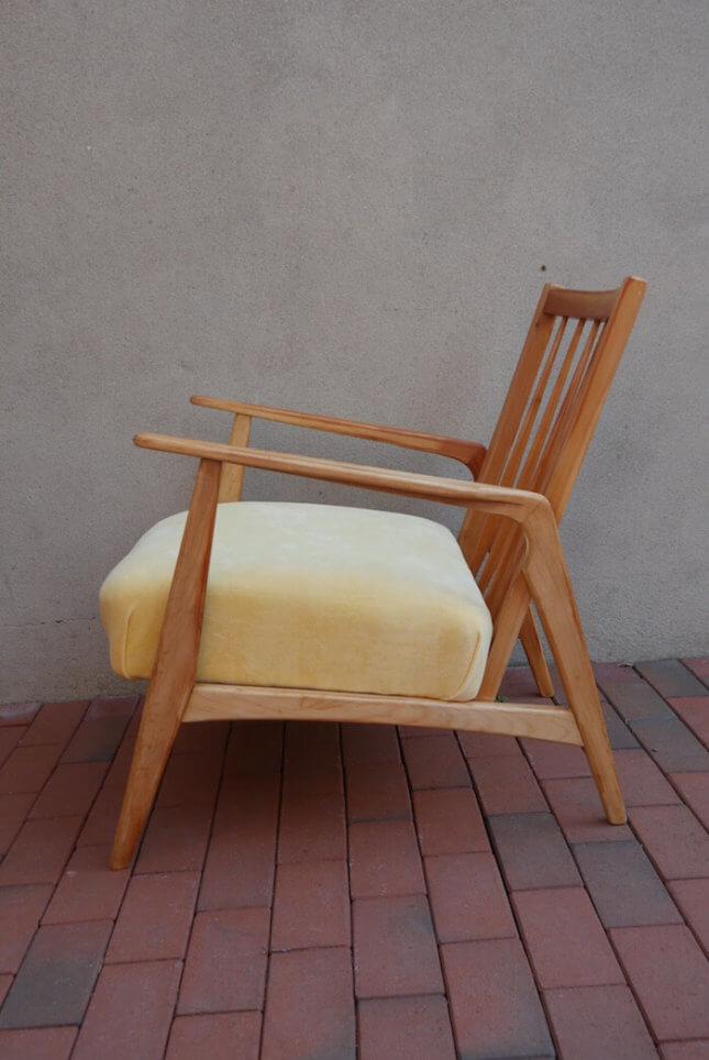 Holzsessel im Scandi Style online kaufen