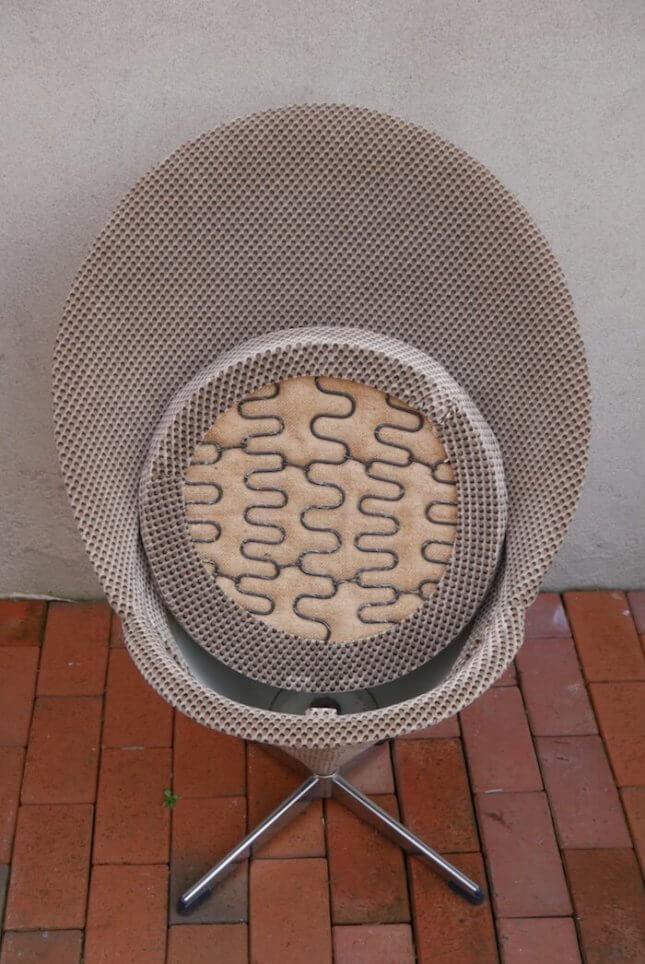 Dänischer Cone Chair von Verner Panton, 1960er