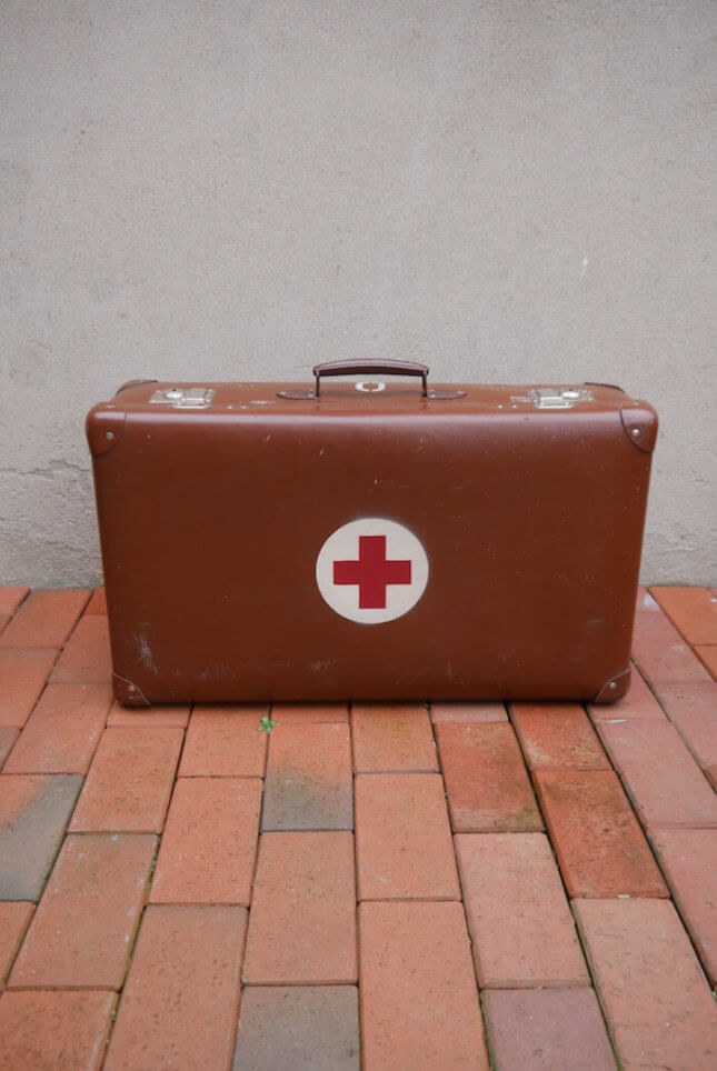 Vintage Arztkoffer