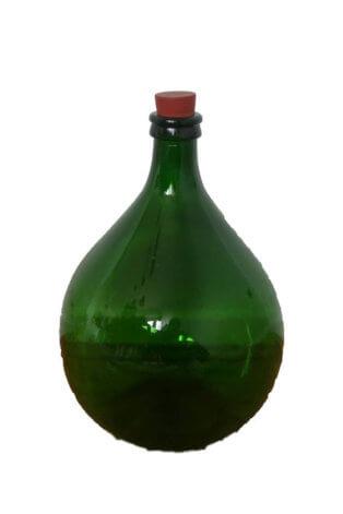 Grüner Weinballon